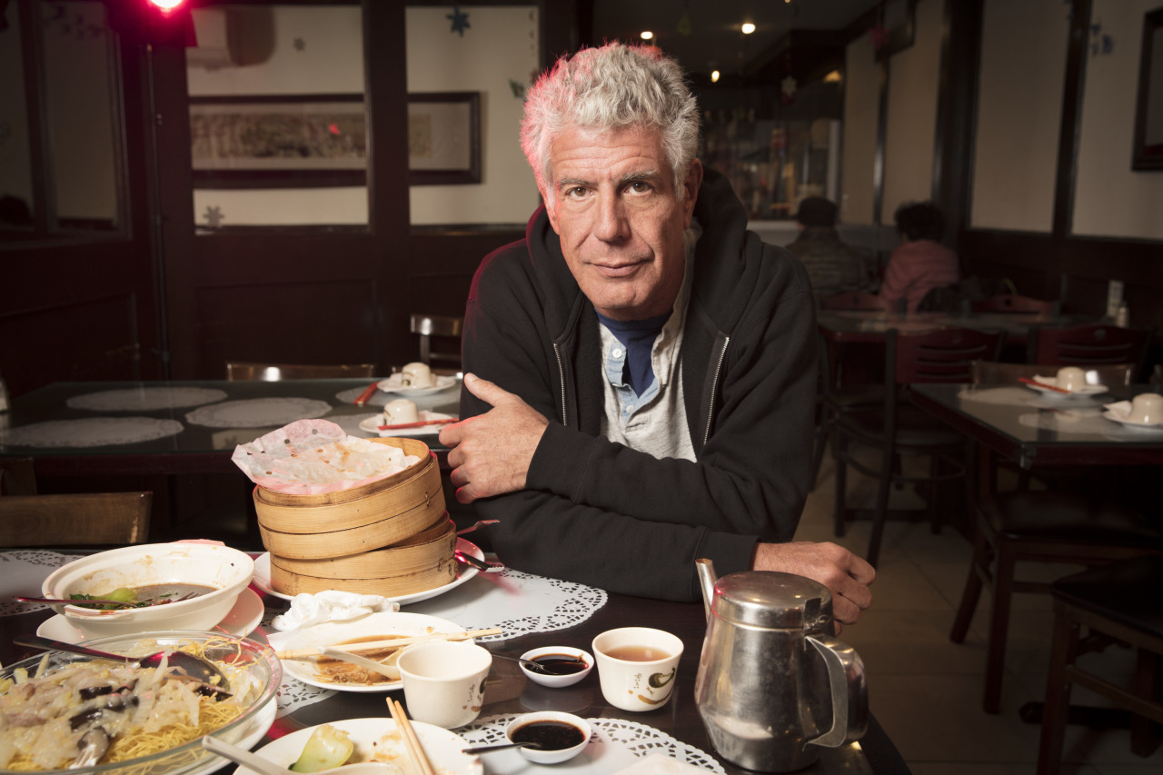 Dine at these restaurants to retrace Anthony Bourdain's footsteps on 'Parts Unknown' in Queens